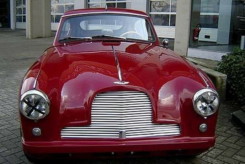 1956 - ASTON MARTIN - DB2-4 MKII