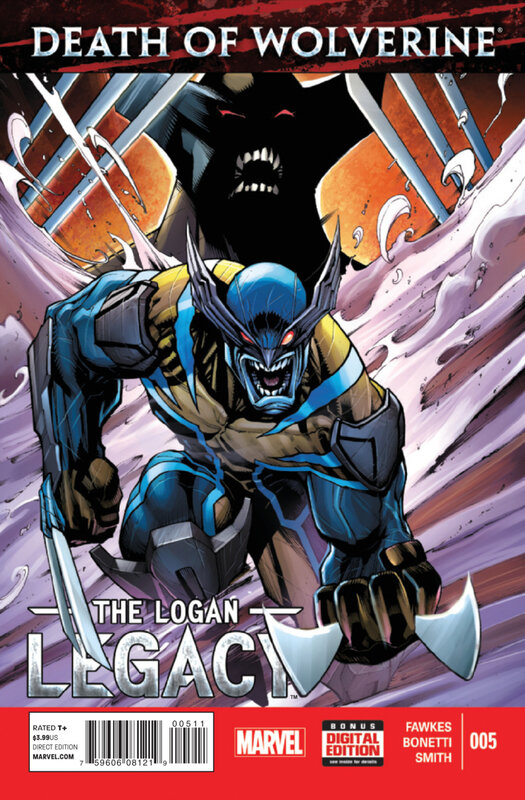 death of wolverine the logan legacy 05
