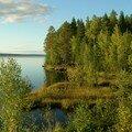 Ces lacs contribuent pour une bonne part au charme de la Finland
