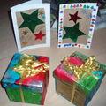 Cartes et cadeaux scrap des juju