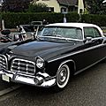 Imperial southampton hardtop coupe, 1956