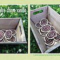 Sablés spirales choco vanille