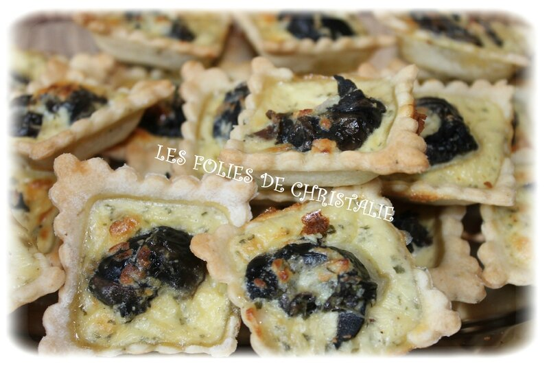 Tartelettes escargots 5