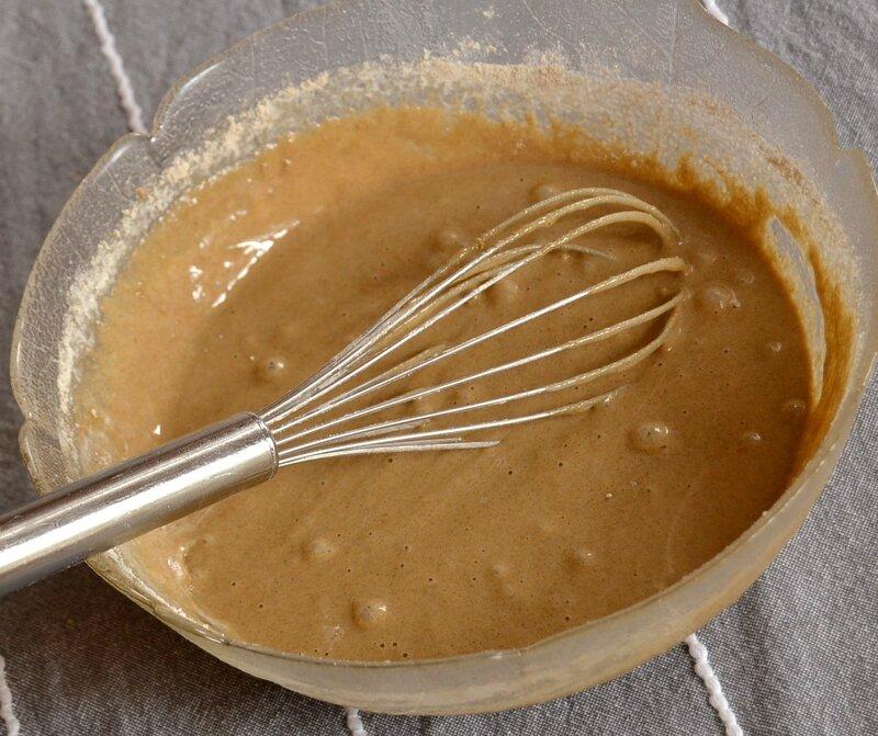 cake marbré prépa