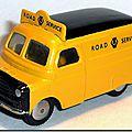 Corgi Toys Bedford Van Road Service 1 A