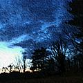 Cinquante nuances de bleu...