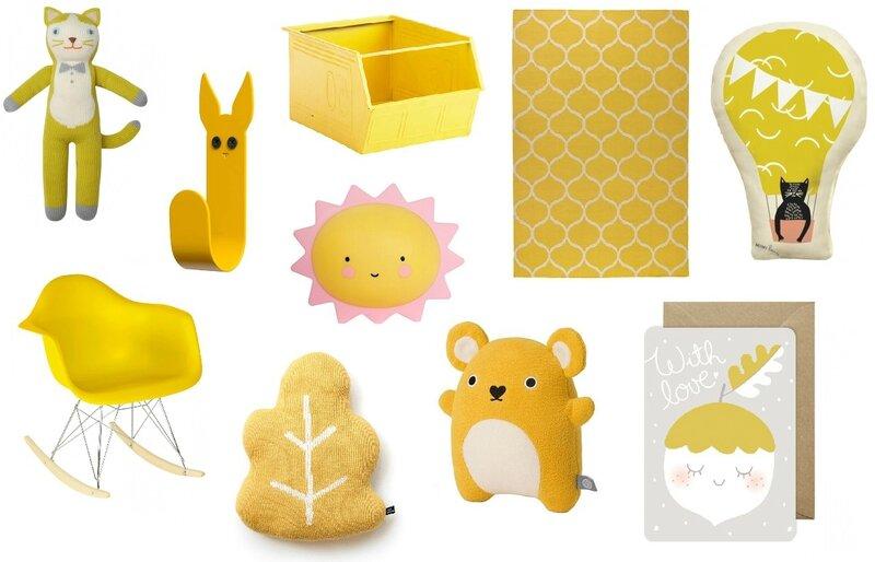 blog chambre jaune