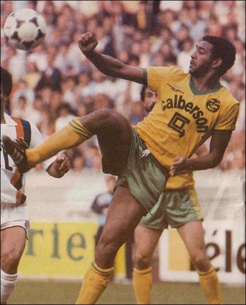 Finale coupe de france 1983 jos tour le br silien retrofoot - Carquefou coupe de france ...