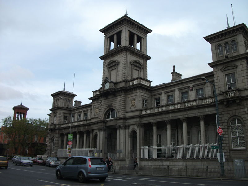 Dublin - Connolly Station (Irlande)