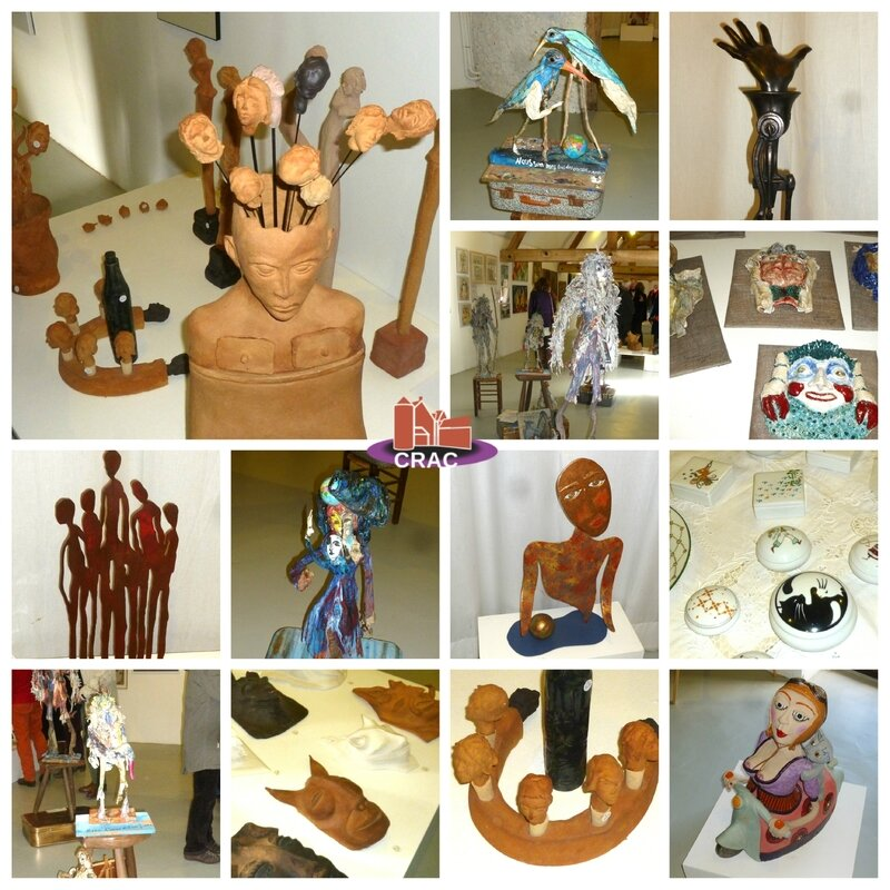 collagesculptures