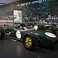Lotus type 18 monoplace f1 1961