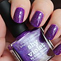 Review : shy violet de picture polish