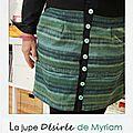 La jupe Désirée de Myriam