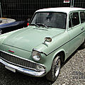 Ford anglia 105e deluxe estate 1962-1967