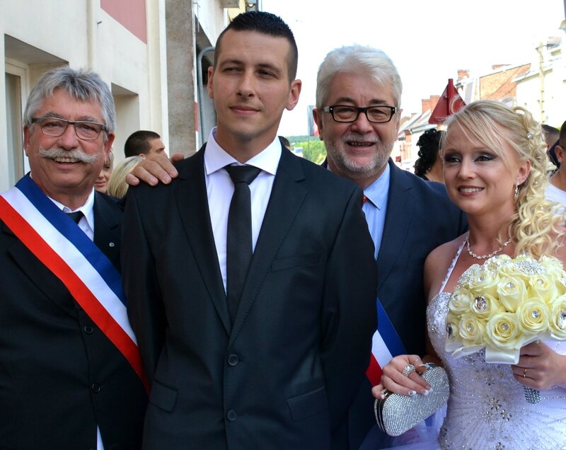 MARIAGE 2016 MATHIEU MARCHAND ET MATHILDE TISSIER