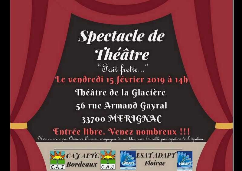 Spectacle theatre CAJ