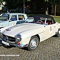 Mercedes 190 sl de 1961 (paul pietsch classic 2014)