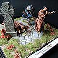 Figurines Historiques : Médiéval (6 pièces)