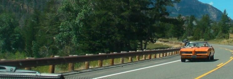 On the road to YNP 1