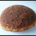 Tiger bread en cocotte