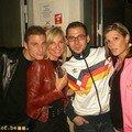 Fabien, Carole, Olivier et CaT