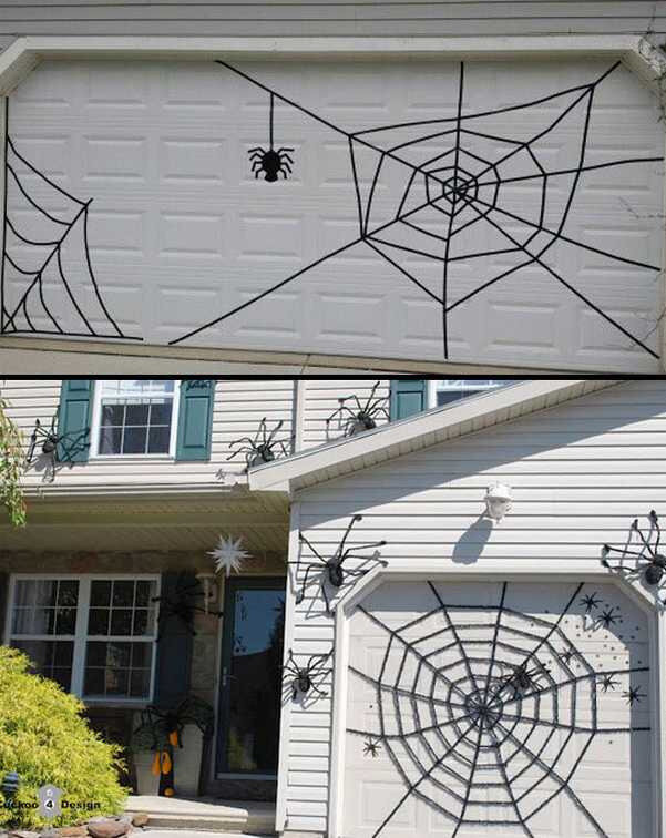 halloween-garage-door-decorating-ideas-2