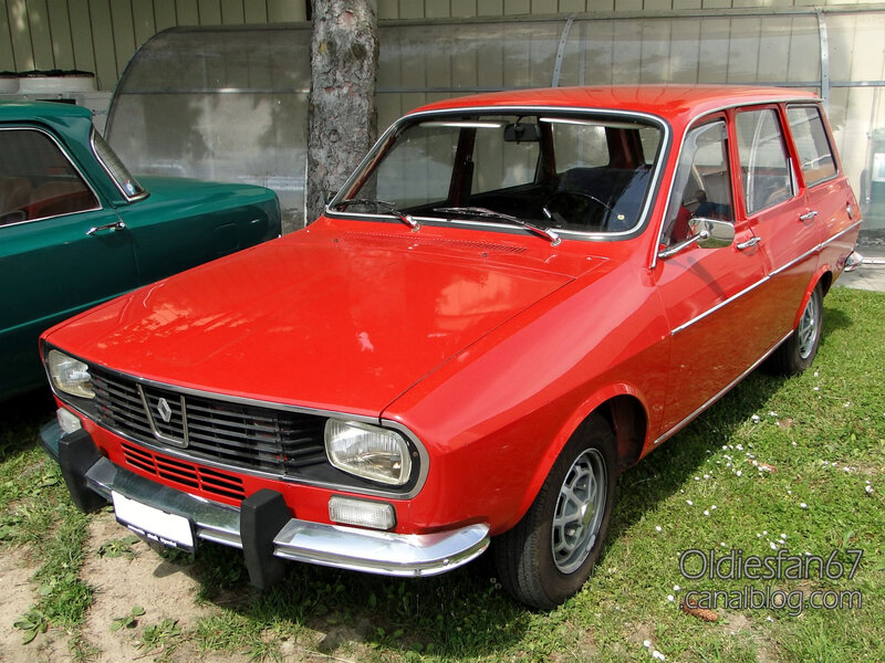 Renault 12 TS break 1974-1975-01