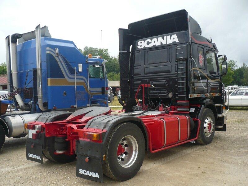 SCANIA 143M 470 Transports Savard Madine (2)