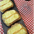 Tartines au maroilles