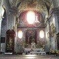 Visite du village de penta et de son église