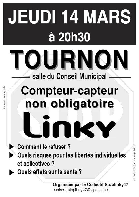 Conférence Tournon