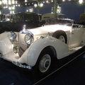 La mercedes 540 k cabriolet de 1938(cité de l'automobile collection schlumpf à mulhouse)