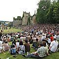 Ecrituriales, highland games : même combat!