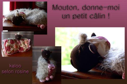 n°58 - Le mouton de Rosine