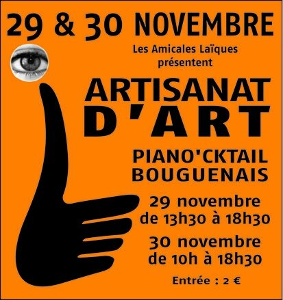 expo Bouguenais