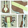 Mosaique guitare