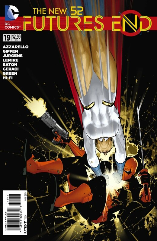 new 52 futures end 19
