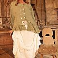 mp Handwoven European Linen Ingrid Jacket with Buttons ruffles in moss.jpg