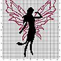 Fée ailes