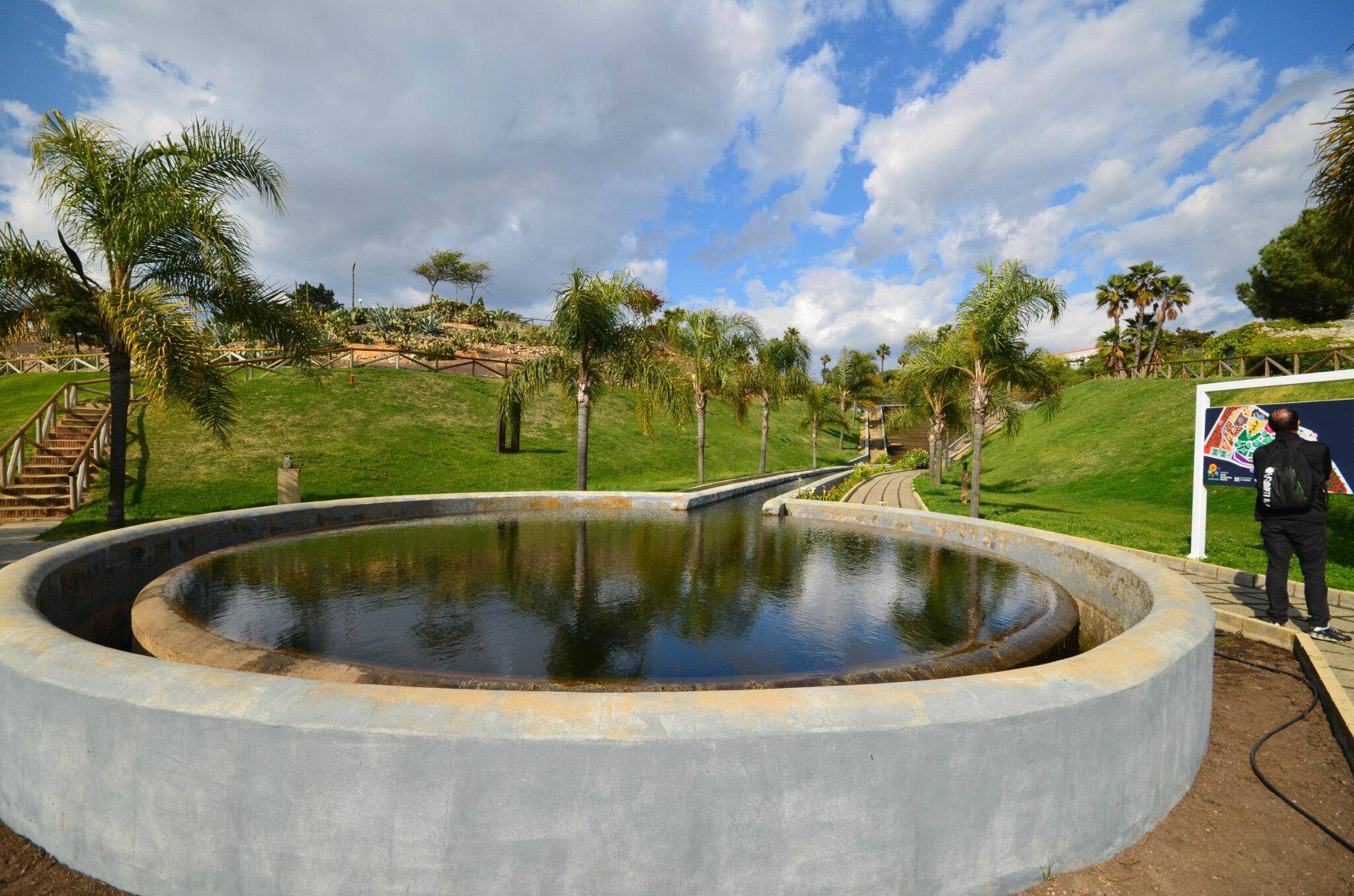 Le Parc Botanique de La Rábita en Andalousie