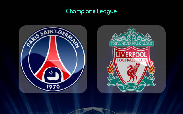 Paris-Saint-Germain Liverpool Streaming
