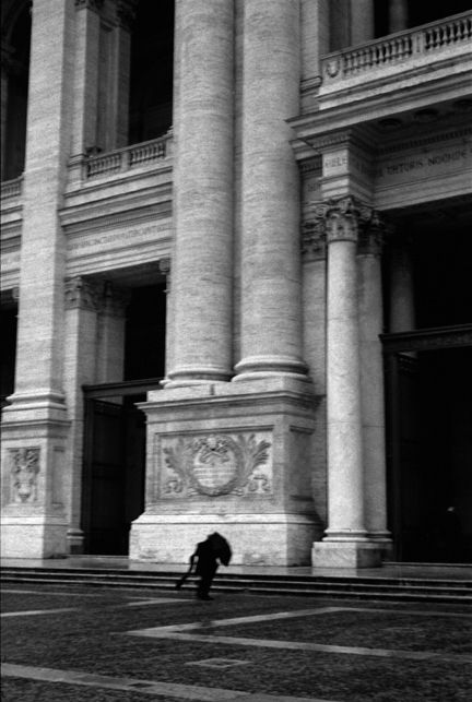 Basilique Saint-Jean-du-Latran, Rome, Italie, 2005