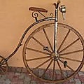 01-04-2019 : braking news - vincent van gogh's bicycle found in the borinage !