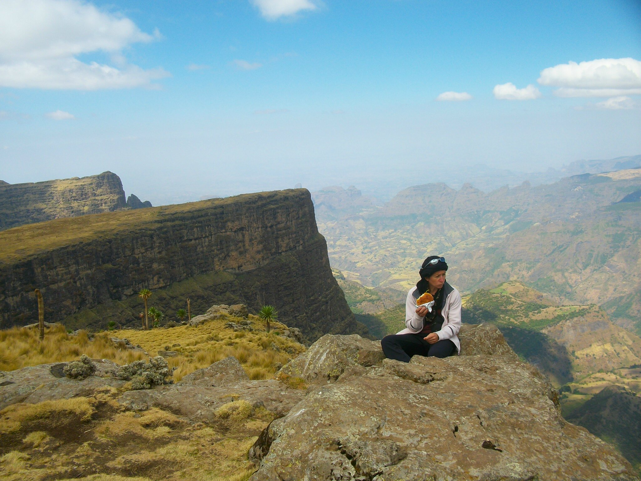 simien park in ethiopia