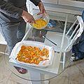 Flan aux abricots secs1