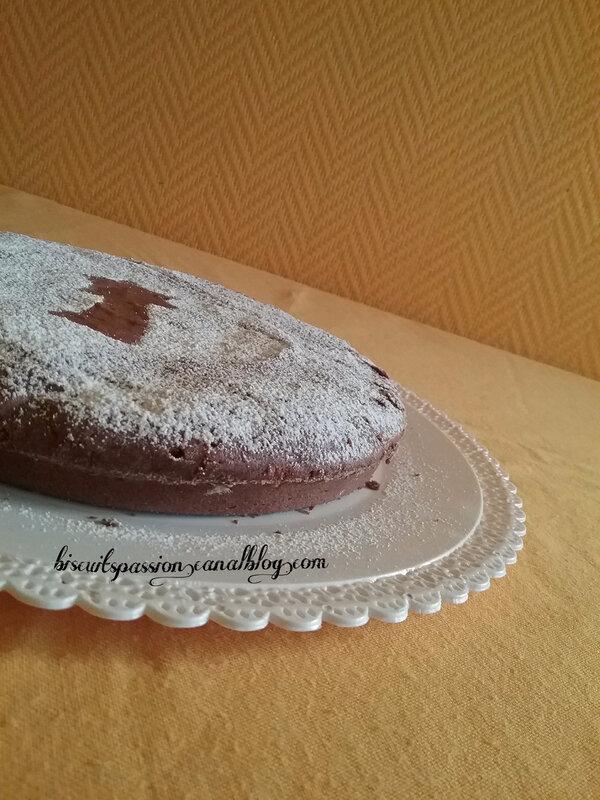 Délice chocolat crème de marron