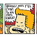 Strip 77 / bill et bobby / incongru