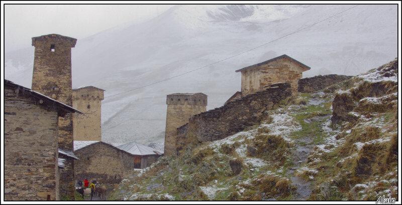 village de Slavénie