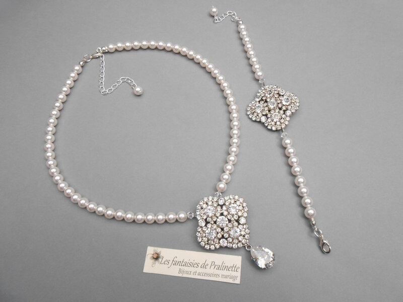 bijoux-mariage-parure-retro-vintage-perles-collier-bracelet-mariee-madelia
