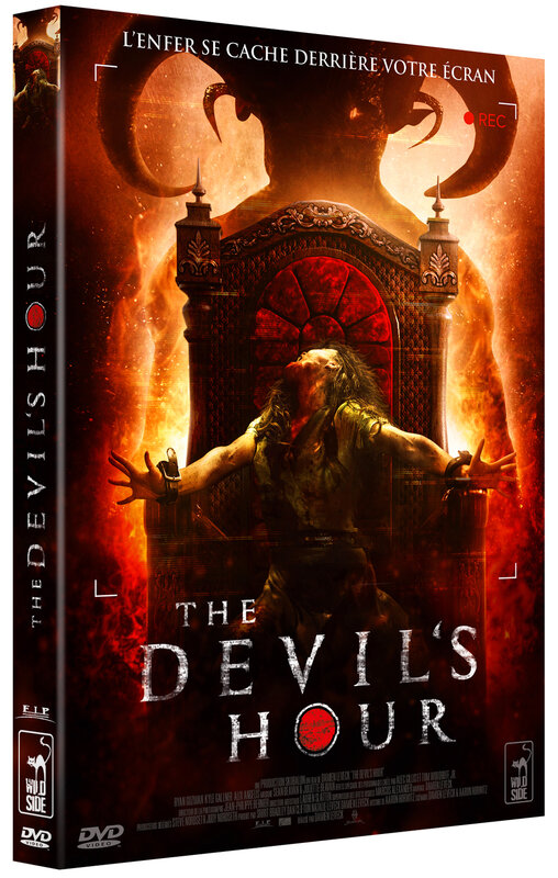 THE-DEVIL'S-HOUR DVD